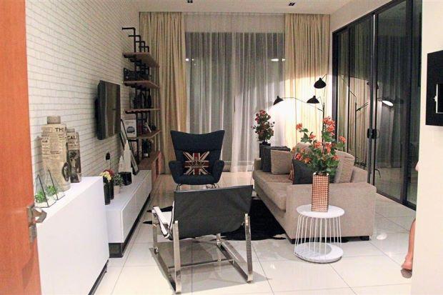 Chang says Eco Sanctuary homes follwo an ultra-modern design theme.